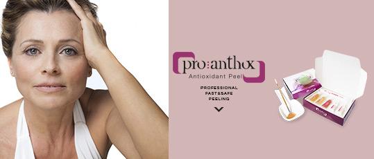 proanthox antioxidant peel professional fast e safe peeling